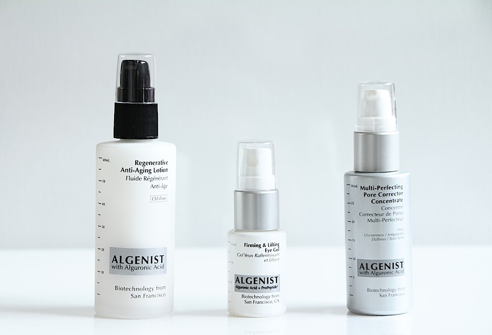 soins visage algenist