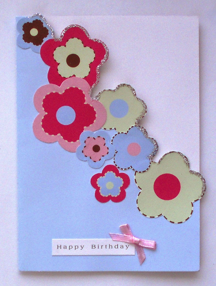 Easy And Beautiful Handmade Birthday Cards My Web Value