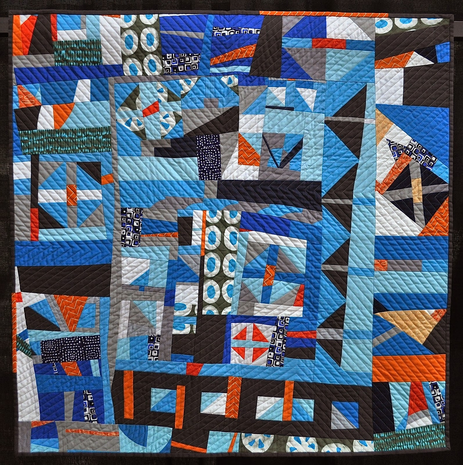 Wonkyworld: NW Quilting Expo: Eye-Popping Modern Quilts : nw quilting expo - Adamdwight.com