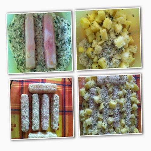 merluzzo con patate