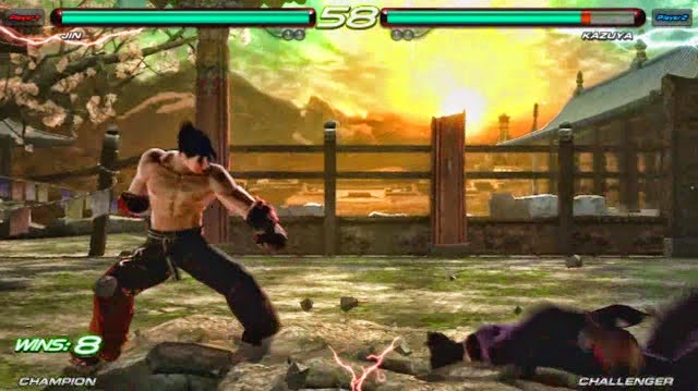 Tekken 6 PSP Game Free Download For PC