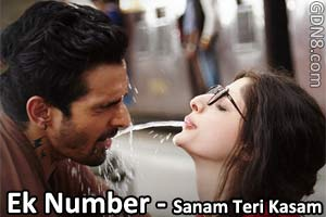 Ek Number Lyrics - Sanam Teri Kasam
