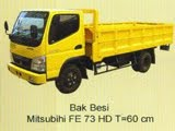 BAK BESI MITSUBISHI FE 73 HD