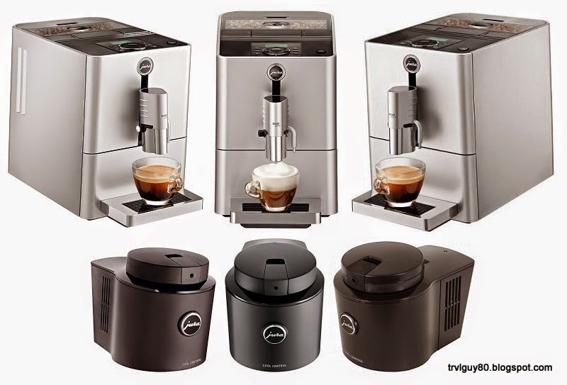 Espresso single serve illy maker