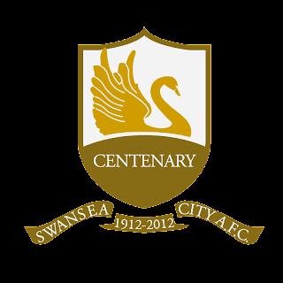 Kumpulan Logo Club Liga Primer Inggris Terbaru - Swansea City