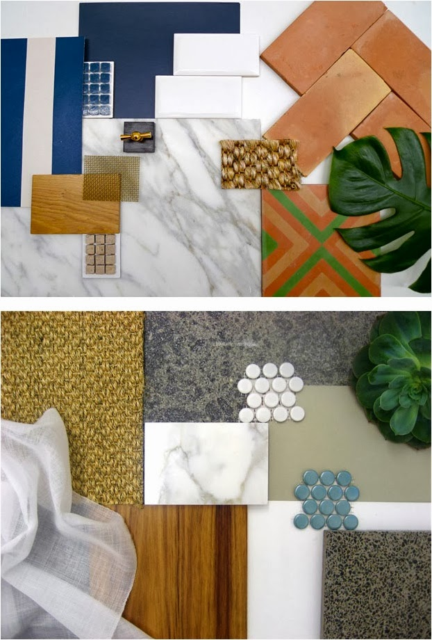 Mood Board Interior Ideas