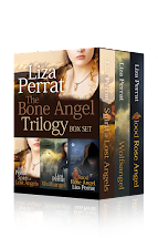 The Bone Angel Trilogy Boxset. Click on cover for more information.