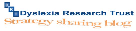 Dyslexia Research Trust - strategy blog