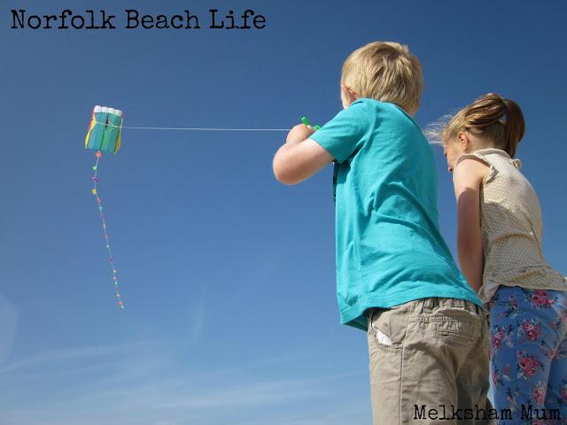 Norfolk Beach Life - Melksham Mum