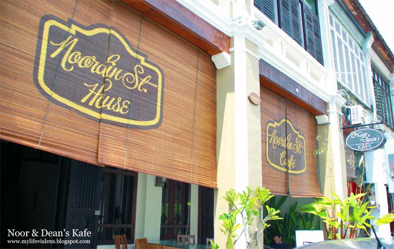 Noor & Dean's Café - Espresso Bar & Asian Fusion