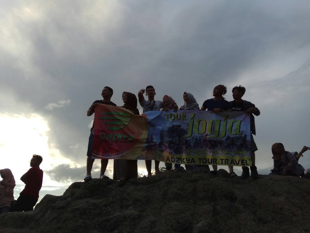 Yogyakarta tour 29 April-01 Mei 2017