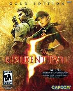 resident evil 5 gold edition download pc