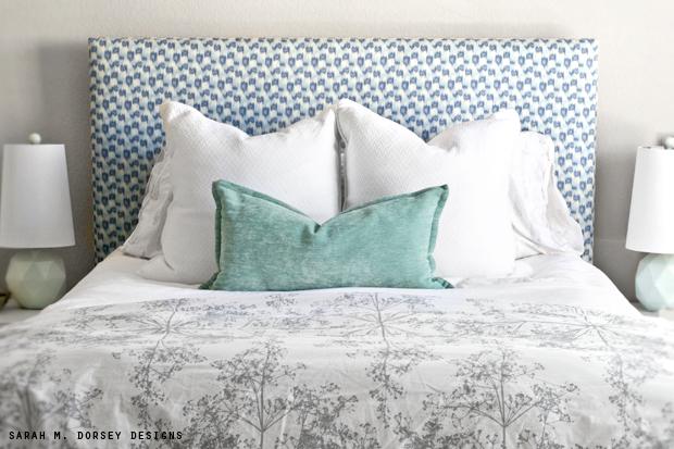 Sarah M Dorsey Designs Super Simple Upholstered