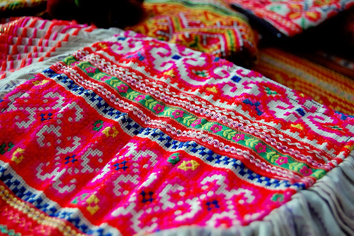 Not your average ashley current obsession hmong embroidery
