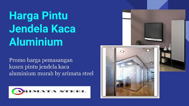 gambar untuk kusen aluminium Bandung