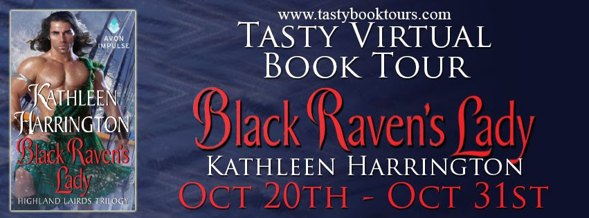 Black Raven's Lady Book Tour