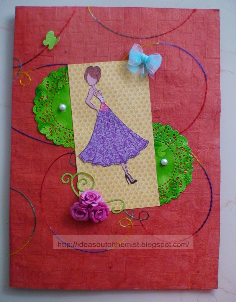 ideas out of the mist handmade folder making ideas for ladies meet