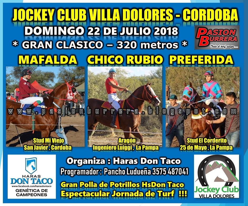 VILLA DOLORES - 22 - 320 - 3