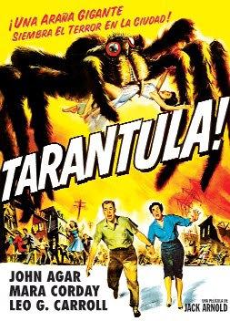 Carteles de cine antiguos [Terror]