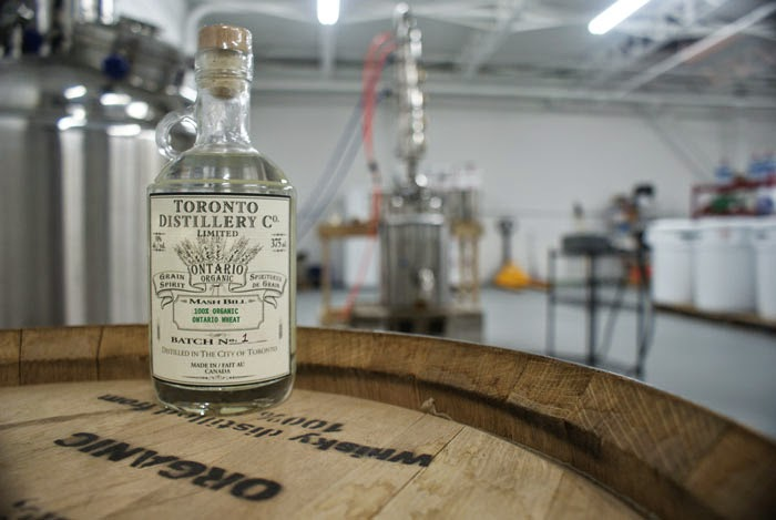 Toronto Distillery. Buy it online, at the distillery or at the kommunist alcohol outlet.