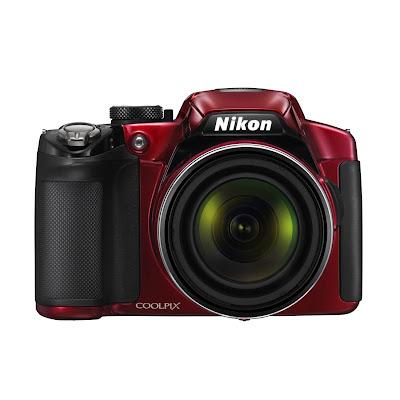 Nikon Coolpix P510 front view