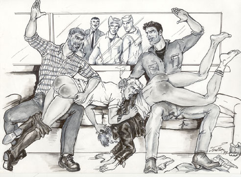 hot spanking cartoon - Spank by Jonathan