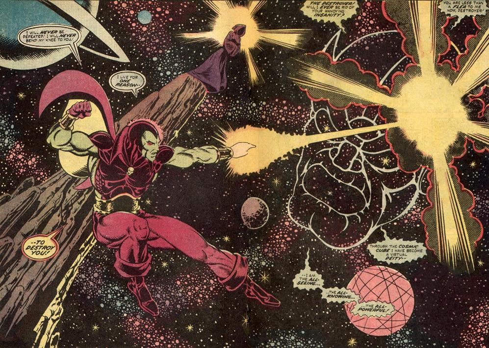 Drax The Destroyer Vs Venom: Rip Jagger's Dojo: Drax The Destroyer