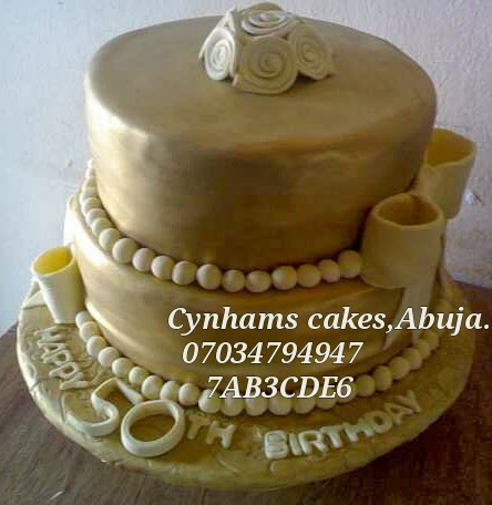 Cynhams cakes and pastries Abuja!