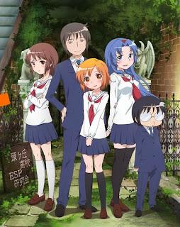 Kotoura-san Episode 1-12 Sub Indo / English