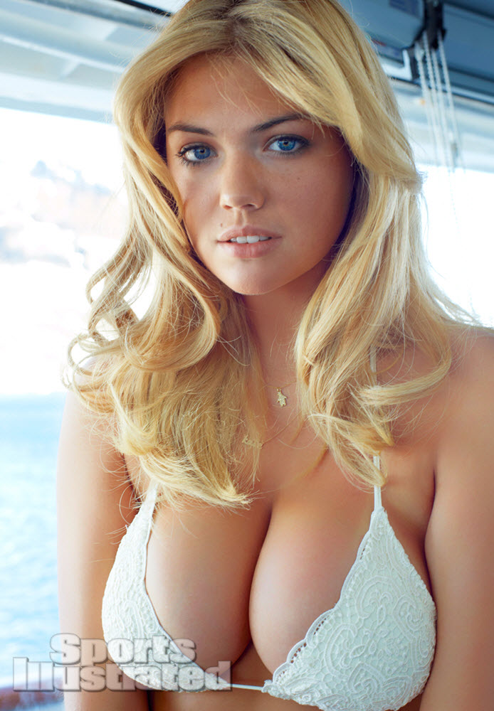 Kate Upton Topless Sports Illustrated 2013 Swimsuit Issue Picx
