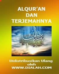 Alqur'an Dan Terjemahnya Untuk Ponsel Java