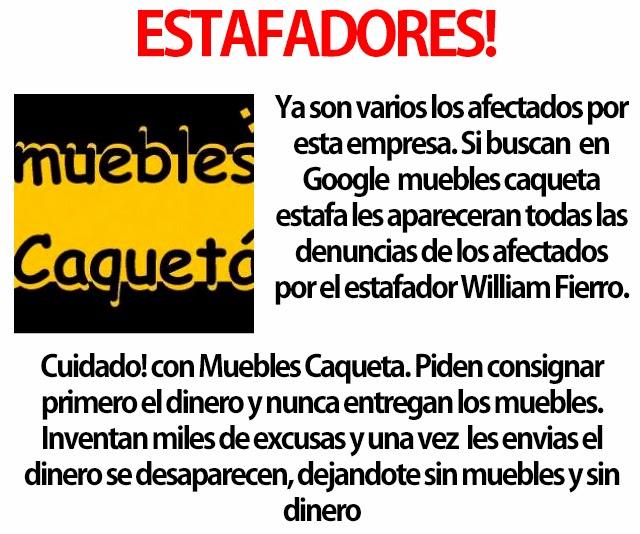 Muebles Caqueta