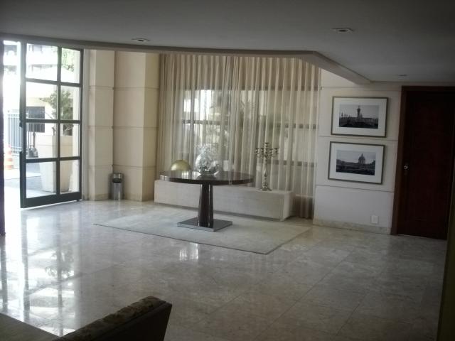 Apartamento Alto Do Itaigara - Sala Estar