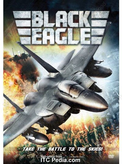 Black Eagle (2012) DVDRip XviD - JUGGS