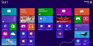 Cara menghapus semua Modern apps yang dibundel dari akun pengguna di Windows 8
