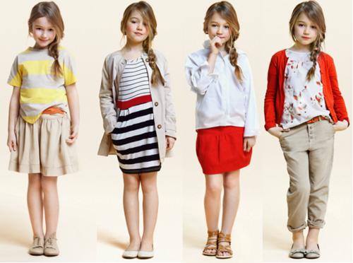 Smashgossips Modern Little Girls Dresses