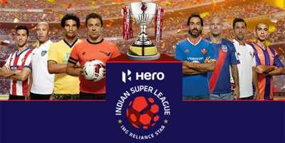 Indian Super League 2015 Final 20 dec 2015, FC Goa vs Chennaiyin FC