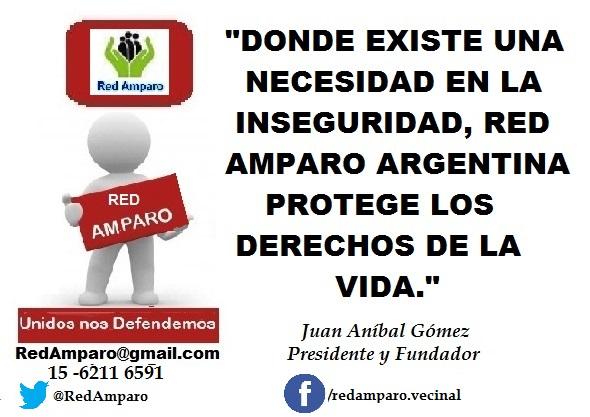 Red  Amparo - Argentina