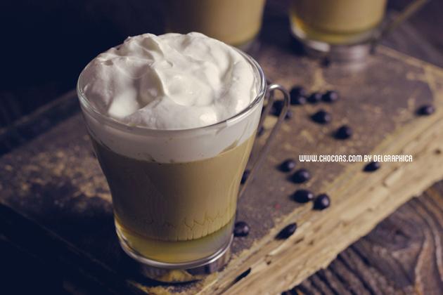 receta pannacotta café whisky