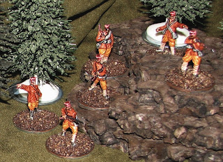 Mercenary Infantry - Nerdistan campaign