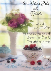 Please join us for our 3rd Garden Party June 27th