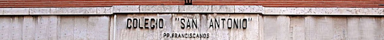 A.P.A. COLEGIO SAN ANTONIO DE PADUA, FRANCISCANOS - CARCAIXENT.