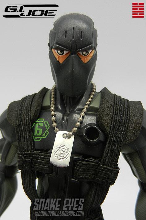 toyhaven: Review 1: Hasbro G.I. Joe Sigma 6 Ninja Commando ...