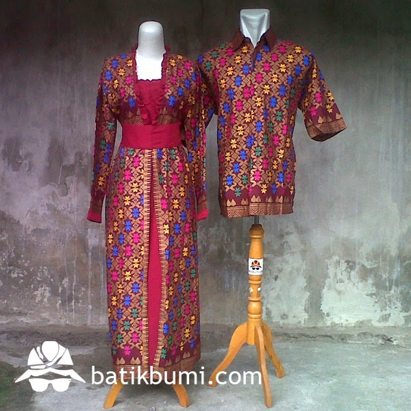 batik modern batik sarimbit