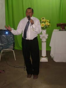pastor da igreja fe na palavra