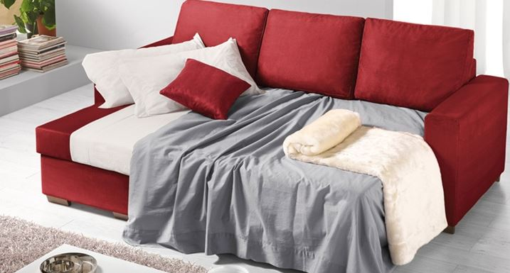 Arredo a modo mio il divano letto orlando moderno ed - Divano letto matrimoniale economico ...