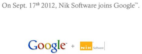 google acquires nik software