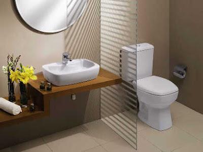 cuba simples para banheiro