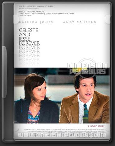 Celeste and Jesse Forever (DVDRip Español Latino) (2012)