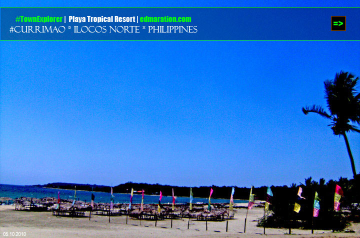 Playa Tropical Resort Hotel   #Currimao * Ilocos Norte * Philippines